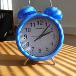 No Snooze on This Clock